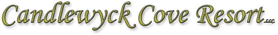 Candlewyck Cove Resort logo