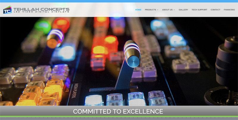 Image of Tehilla Concepts New Website