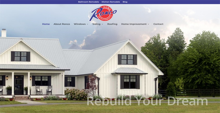 Ronco Web Design Tulsa